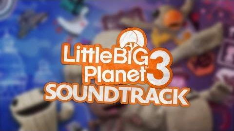 LittleBigPlanet 3 Pod Music