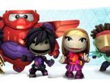 Downloadable Content/LittleBigPlanet 3