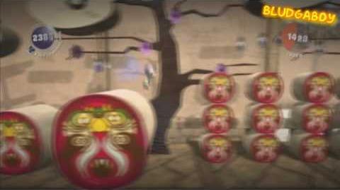 LittleBigPlanet - Acing Daruma San - Video Talkthrough
