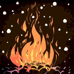 Furry Soles, Hot Coals