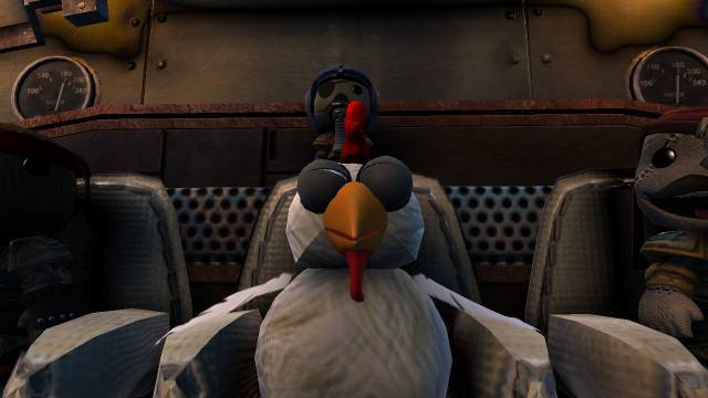 Beaky Clucksworth