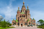 Another Russian achitectural church