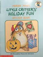 Little critters holiday fun book cover