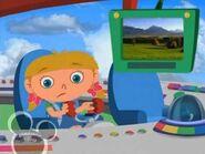 Annie piloting