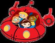 Little Einsteins in Rocket!