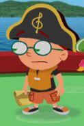 Pirate Leo