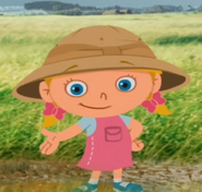 Annie hears more Happy Animals