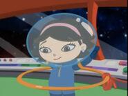 June in Astronaut