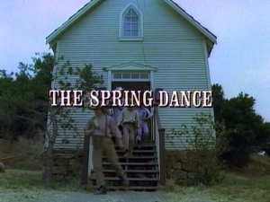 Episode 206: The Spring Dance