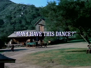 Episode 921: May I Have This Dance?