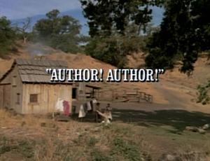 Episode 611: Author! Author!