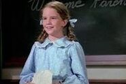 Young Laura Ingalls