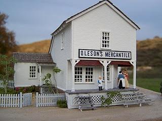 Oleson's Mercantile