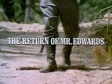 Episode 608: The Return of Mr. Edwards