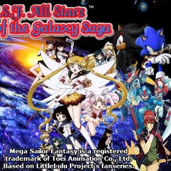 Mega-Sailor-Fantasy All Stars: Rises of the Galaxy Saga