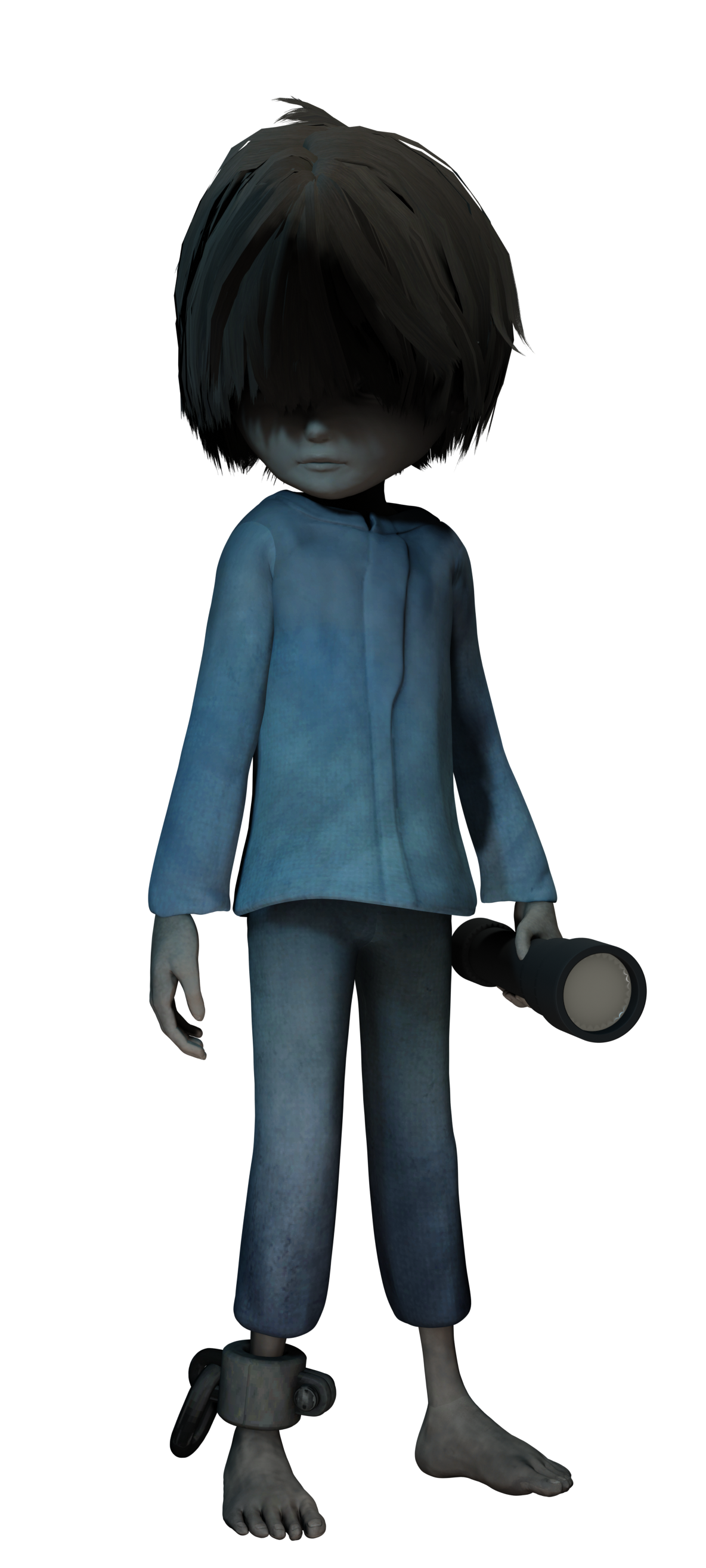 The Runaway Kid Little Nightmares Wiki Fandom