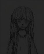 UncoloredPortraitGirl