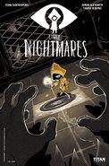 Little Nightmares - Issue 1