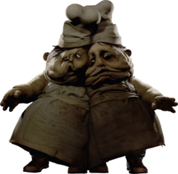 The Twin Chefs Little Nightmares Wiki Nightmare, but it's clear that it is not mr. the twin chefs little nightmares wiki