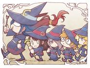 The Enchanted Parade Chibis