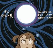 Little Witch Academia episode 6 illustration by Takafumi Hori (堀剛史) @porigoshi LWA
