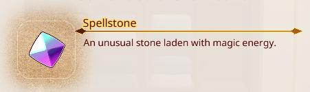 Spellstone