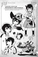 Constanze Featurette from Chapter 8 Keisuke Satou Manga LWA