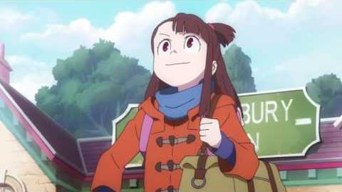 Little Witch Academia (2017) Trailer