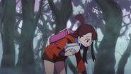 Akko retrieves the group's missing luggage LWA 01