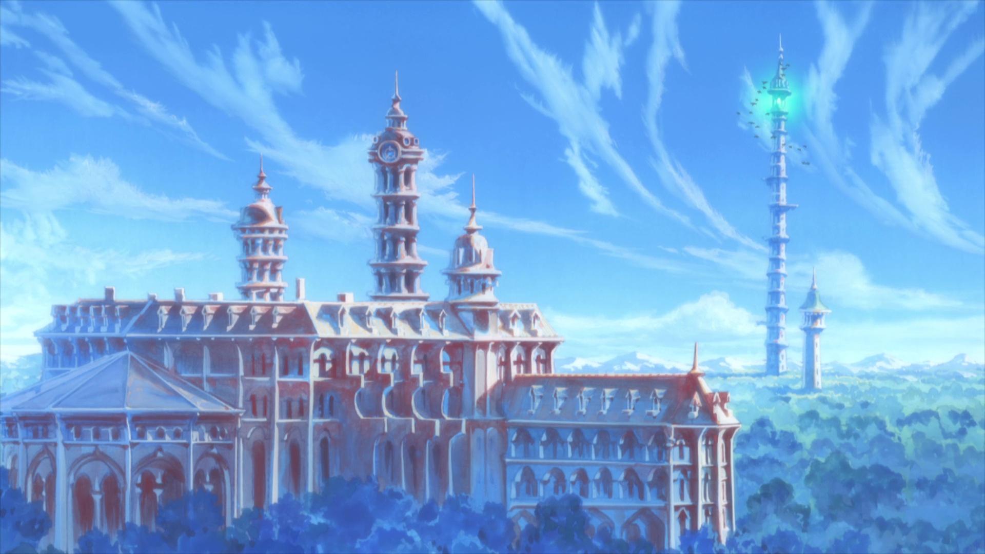 Luna Nova Magical Academy