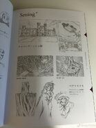 Cavendish manor concept from LWA Blu-Ray Vol. 7 Booklet