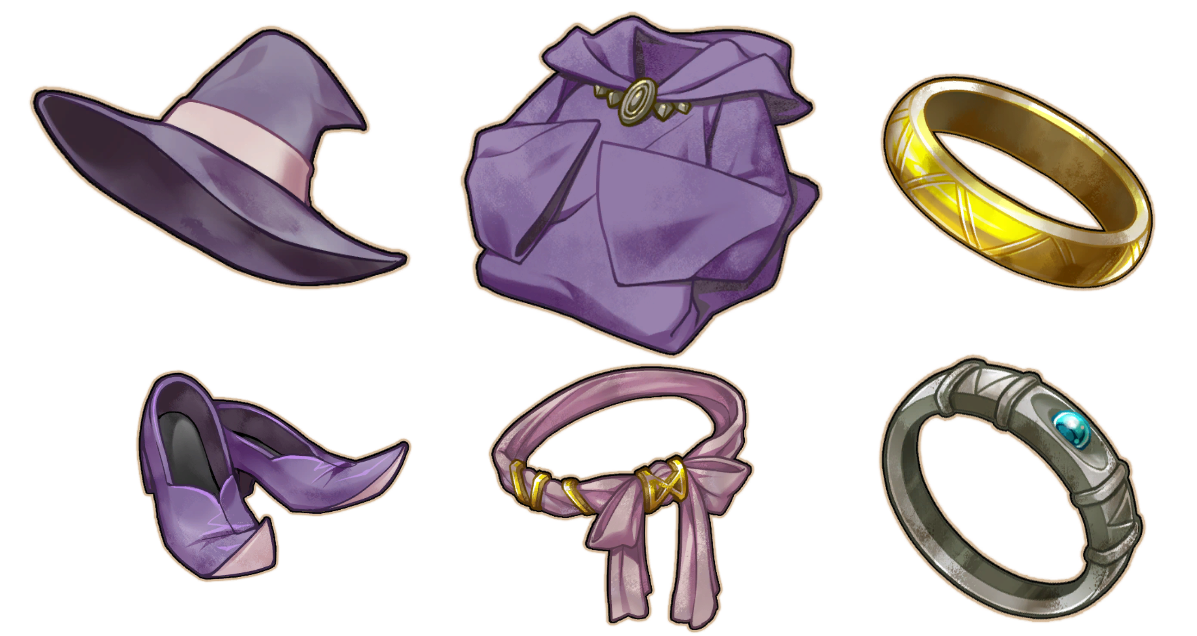 Classic Witch Set