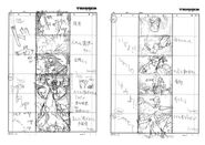 LWA 2's previous storyboard posted in update -22 of LWA 2 Kickstarter on December 25, 2014