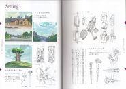 Akko Shiny Rod Glastonbury LWA Blu-Ray Vol. 1 Booklet