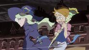 Diana has Thomas catching the falling Shiny Rod