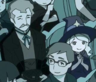 Diana's Father
