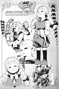 Jasminka Featurette from Chapter 10 Keisuke Satou Manga LWA