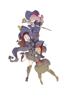 Official LWA-TEP-img sucy akko lotte
