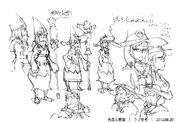 Ursula and Nelson Concept Design LWA Short