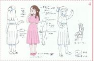Akko With Borrowed Cloth from Diana Concept Design LWA