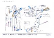 Flying Broom Anime Concept Design 2 LWA