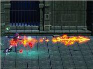 Flaming Arrow Symbol LWA CoT