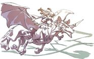 Little Witch Academia 2 Third Concept Artwork by Yoh Yoshinari (吉成曜) posted in Little Witch Academia 2 Kickstarter update