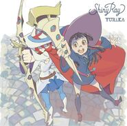 """Cover illustration for the OP theme song """"Shiny Ray"""" by YURiKA"""