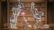 Akko with book castle LWA EP