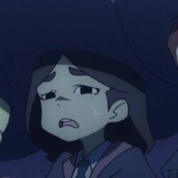 Luna Nova Academy Student