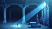 Blue chapel