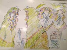 Beatrix Concept Art