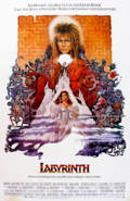 Labyrinth 1986 Poster