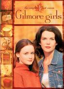 Gilmore Girls 2000 DVD Cover